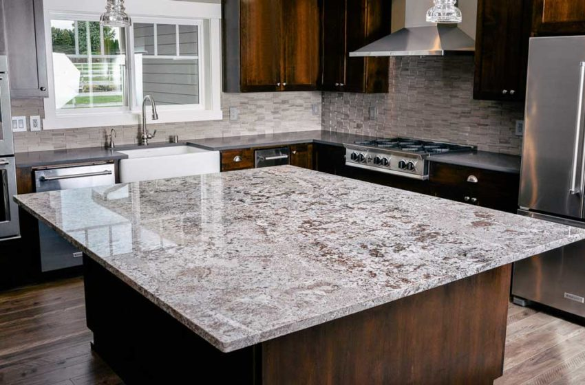 Why Pick a Granite Countertop for your Kitchen