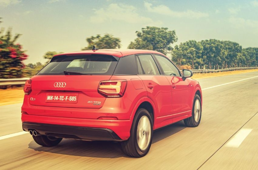 Audi Q2 Launched in India