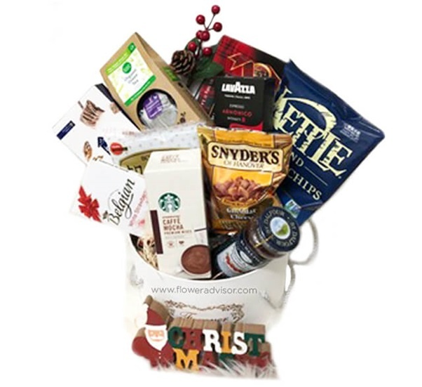 Why Do You Think Christmas Hampers Make Great Gifts