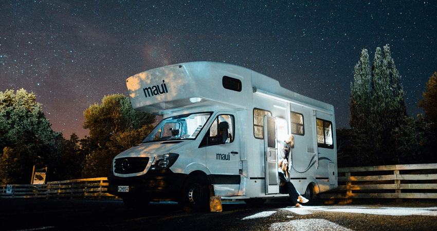 If You Are A Fan Of Traveling At Your Own Pace, We Suggest You Do It In An RV