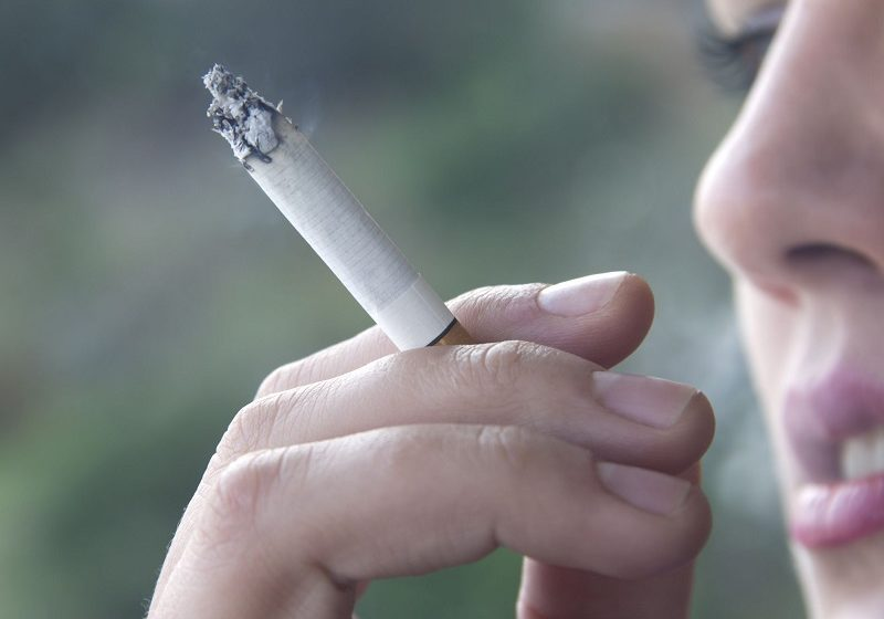 What happens if you stop smoking suddenly?